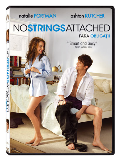 No Strings Attached, acum pe DVD