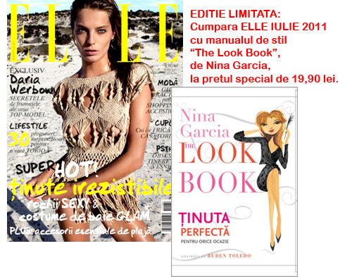 The Look Book, de Nina Garcia (carte)