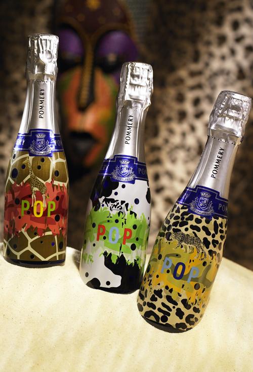 Pommery POP Safari – sampania perfecta pentru zilele de vara