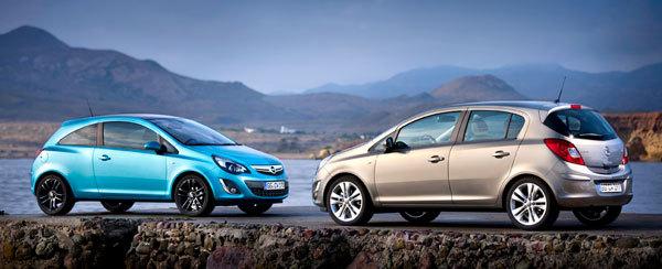 Noul Opel Corsa aduce elemente inovatoare pentru distractie si siguranta