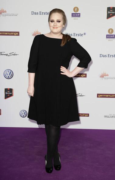 Cantareata Adele a devenit vegetariana