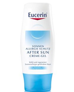Eucerin SUN – pentru persoanele cu pielea alergica la soare