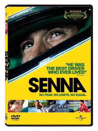 Documentarul Senna, acum pe DVD