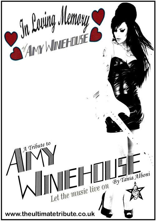 Gaia BoutiqueClub ii aduce un tribut lui Amy Winehouse