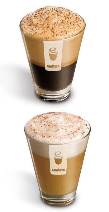 Deliciu din cafea: Lavazza Cremespresso