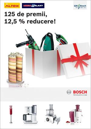 De ziua lui, Bosch face cinste