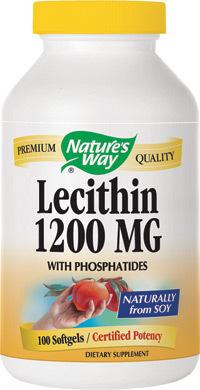 Lecithin, pentru imbunatatirea capacitatatii de memorare