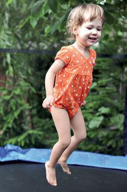 Trambulina elastica – un salt pentru minte si corp