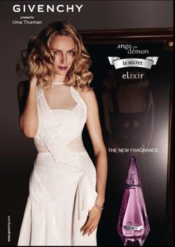 Ange ou Demon Le Secret Elixir, noul parfum Givenchy