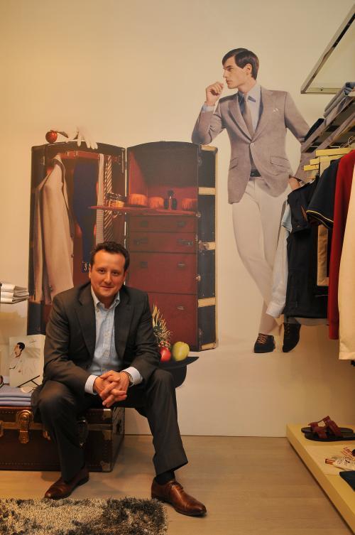 Maestrul-croitor Mario Arcuri revine la Casa Frumoasa