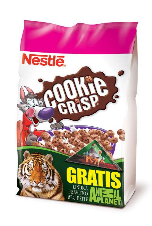 Mic dejun echilibrat cu cereale integrale de la Nestle