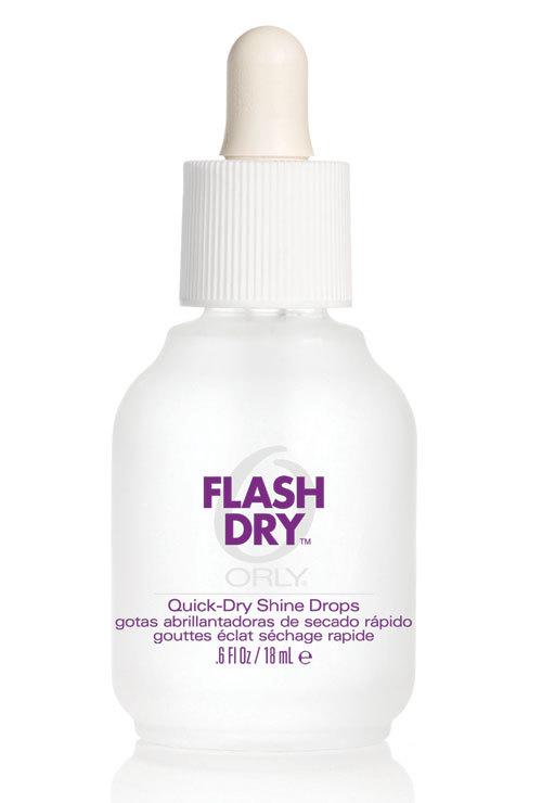 Flash Dry de la Orly, pentru uscarea rapida a lacului