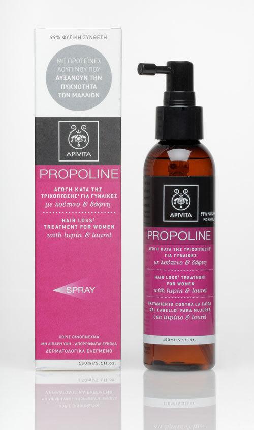 PROPOLINE Spray Tratament anti-cadere par pentru femei