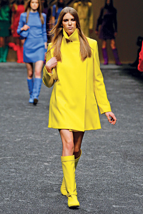 Tendinte moda toamna iarna: Revenirea anilor '60