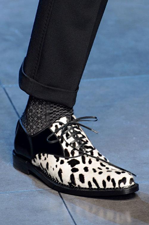Tendinte moda toamna iarna: pantofi barbatesti