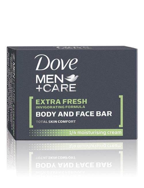 Primul sapun Dove Men+Care, special creat pentru barbati