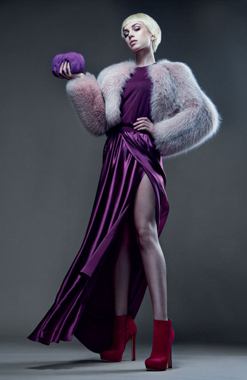 Editorial fashion: Tendinte toamna iarna