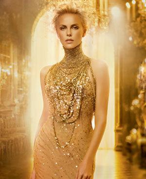 Noul parfum J'adore L'Or, de la Dior