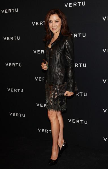 Vedete la lansarea noului smartphone Vertu, Constellation