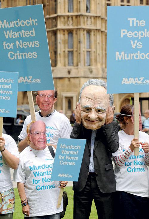 Care-i treaba cu… Caracatita Murdoch