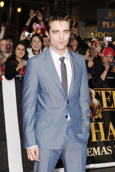 Interviu cu actorul Robert Pattinson
