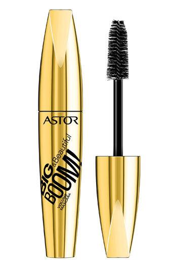 Noua mascara pentru volum Big&Beautiful Boom de la Astor