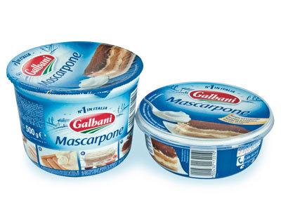 Mascarpone Galbani – gustul traditional italian