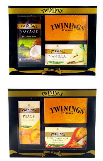 Twinings, pachet aniversar de Sarbatori