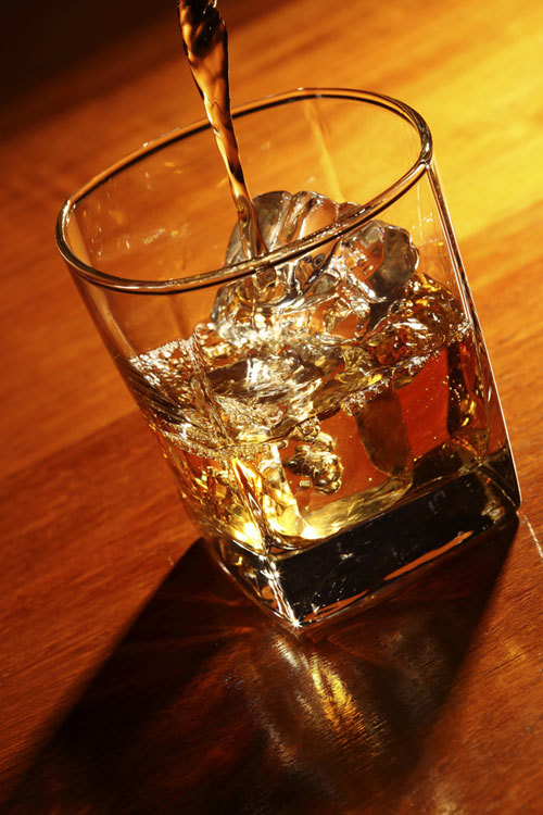 Whisky cu (sau fara) gheata?