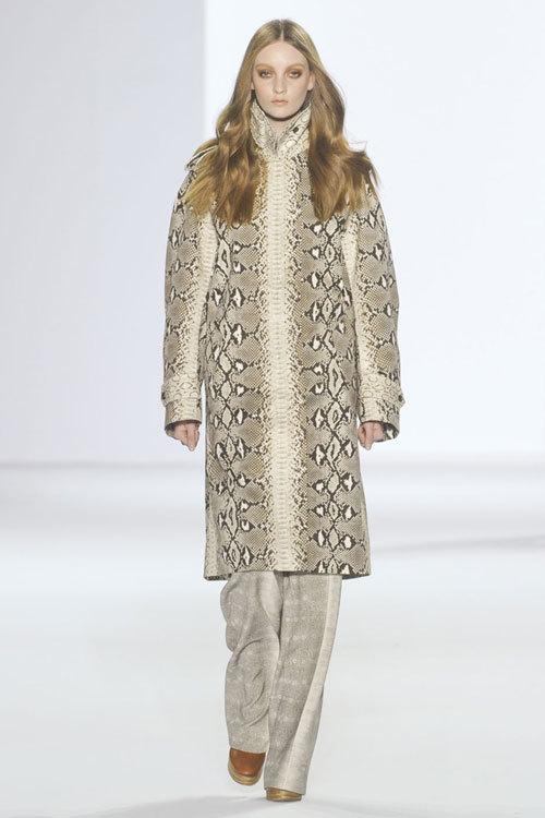 Tendinte moda toamna iarna: piele exotica