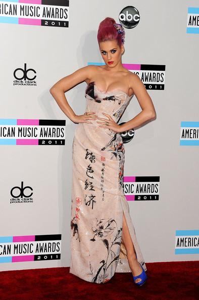 Vedete la American Music Awards 2011