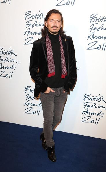 Vedete pe covorul rosu la British Fashion Awards 2011