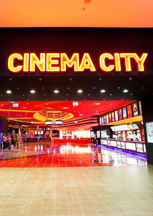 Cinema City a inaugurat primul multiplex din Targu Mures