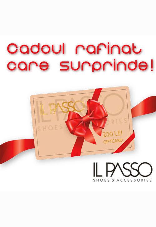 Noile gift card-uri IL PASSO
