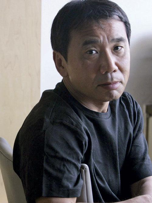 ELLE LITERATURA: Haruki Murakami – the underground man