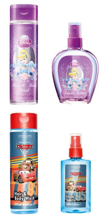 Cosmetice Disney pentru copii