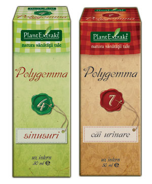 Polygemma, o noua gama de produse PlantExtrakt – sanatate de la natura