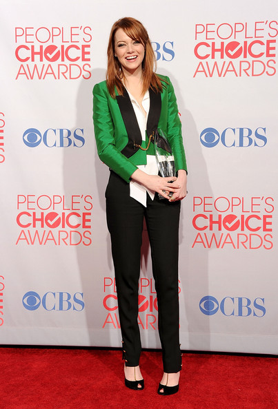 Vedete la People's Choice Awards 2012