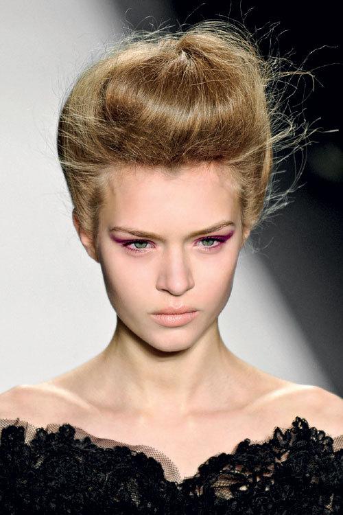 Tendinte beauty: look aristocratic