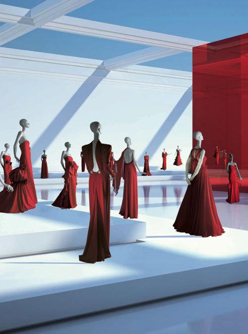 Designerul Valentino Garavani a lansat un muzeu virtual