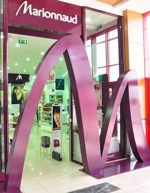 Marionnaud Romania, acum si in Galeria Feeria din Baneasa Shopping City