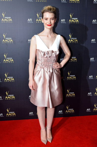 Vedete pe covorul rosu la AACTA Awards