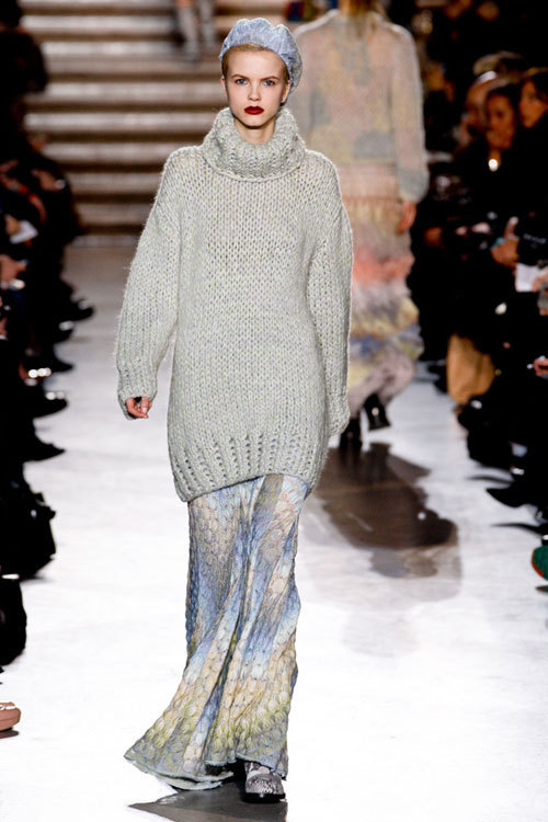 Tendinte moda toamna-iarna: Puloverul XXL