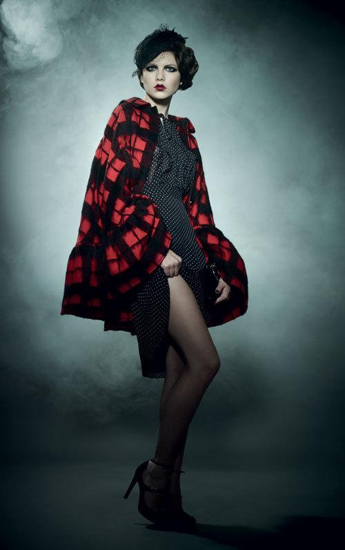 Editorial fashion: Les Annes Folles