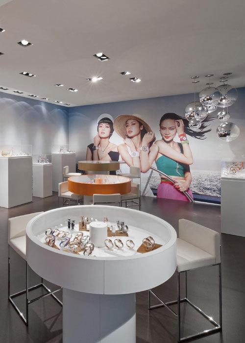 Folli Follie, pentru a noua oara la Expozitia Baselworld 2012
