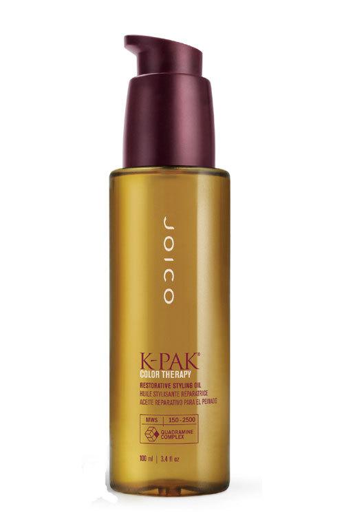 Noul JOICO K-Pak Color Therapy Restorative Styling Oil