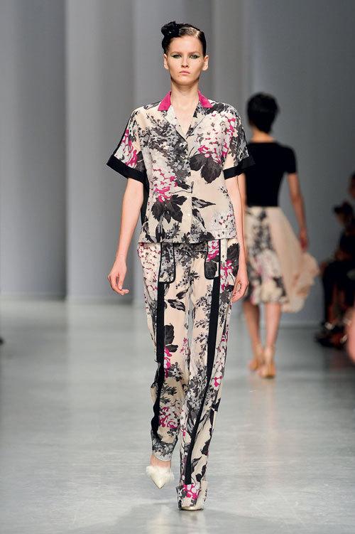 Tendinte fashion primavara vara: pijama party