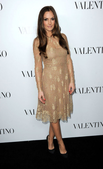 Vedete la inaugurarea magazinului Valentino din Beverly Hills