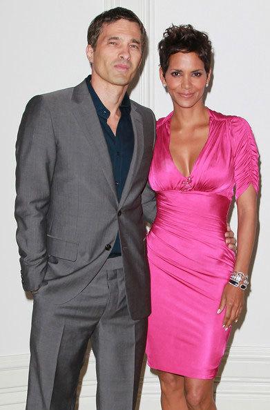 Olivier Martinez confima logodna cu Halle Berry