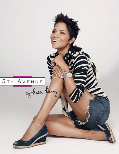 Halle Berry, noua imagine Deichmann